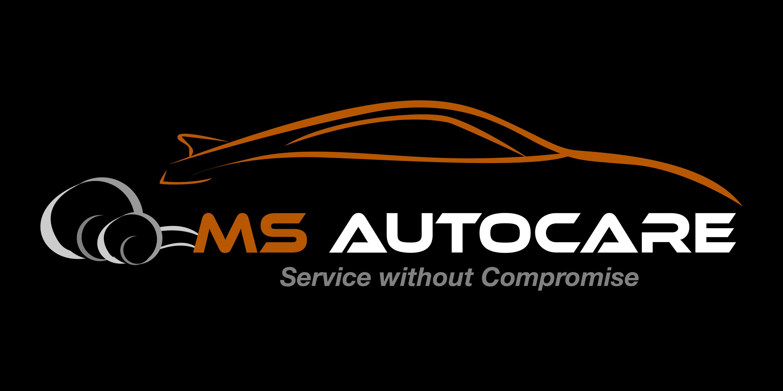 MS Autocare Logo